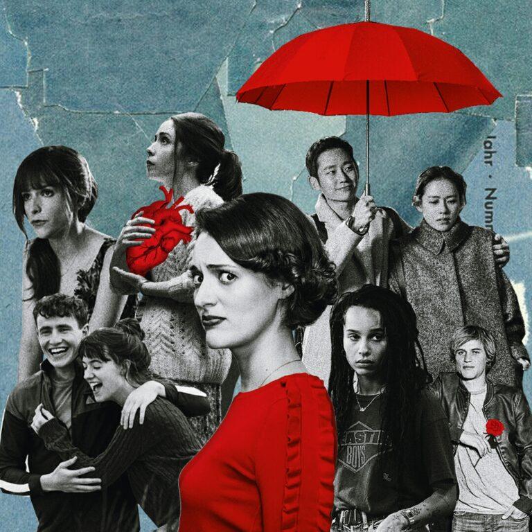 7 series sobre amor para un fin de semana lluvioso
